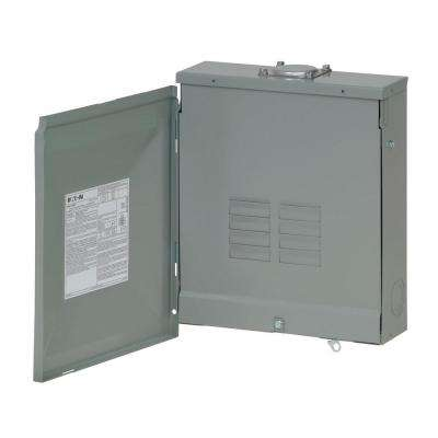 CH 125 Amp 8-Space 16-Circuit Outdoor Main Lug Loadcenter with Cover