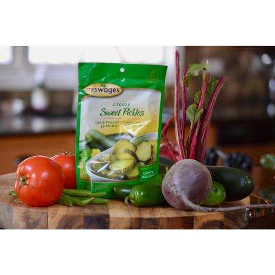 Sweet Pickle Refrigerator Canning Mix (12-Pack)