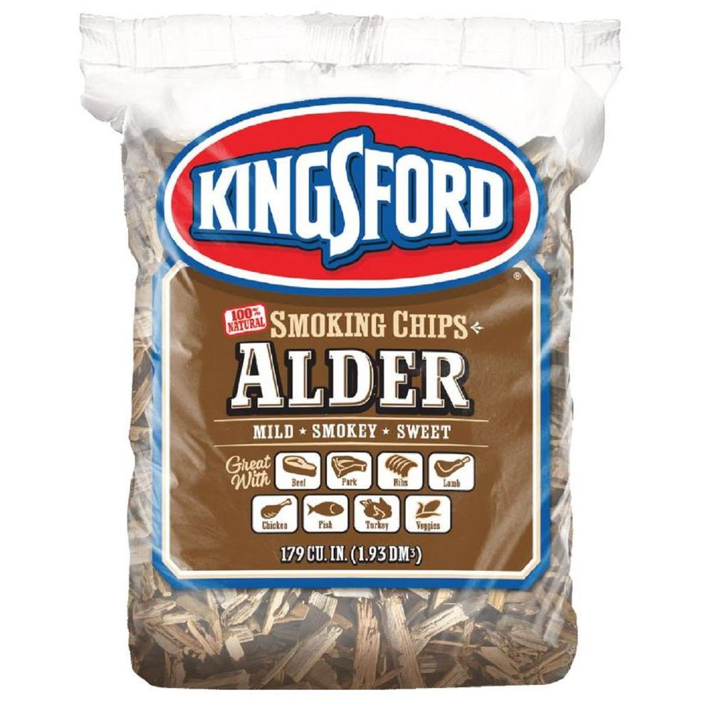 179cu. in. BBQ Alder Wood Chips