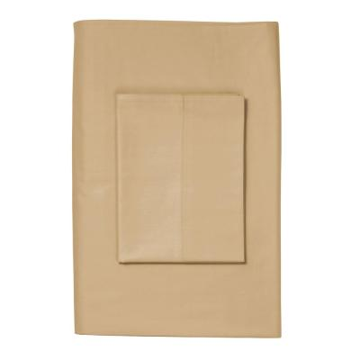 Legends Luxury Solid Sateen Fitted Sheet
