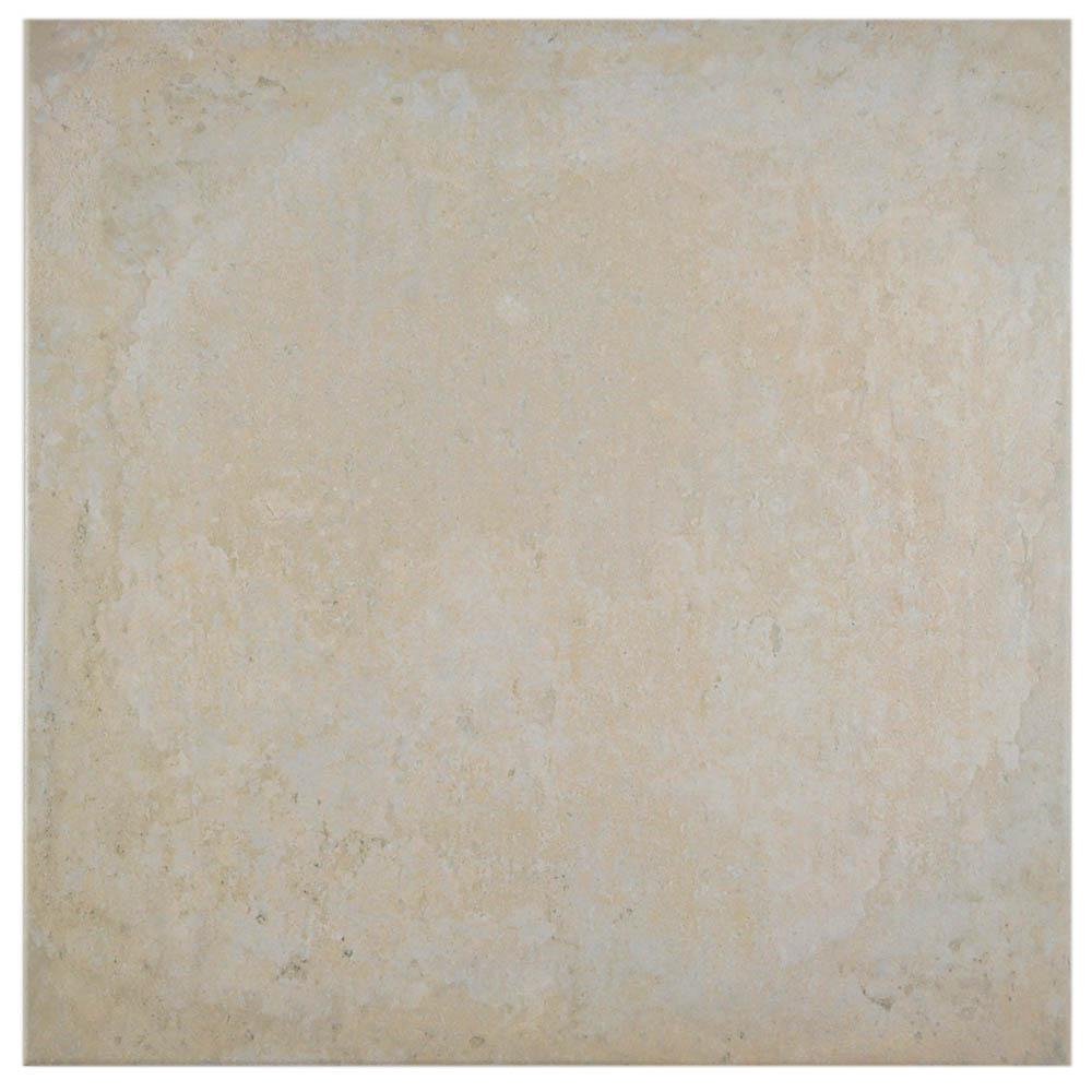 Merola Tile Abadia Blanco 13 in. x 13 in. Porcelain Floor and Wall Tile (10.97 sq. ft. / case)