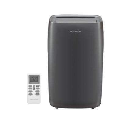 14,000 BTU 3-Speed Portable Air Conditioner with Heat, Dehumidifier, and Remote for 700 sq. ft.