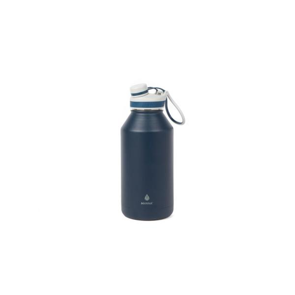 Manna Ranger Pro 64 Oz Navy Vacuum Insulated Stainless Steel Bottle Hd21016 The Home Depot