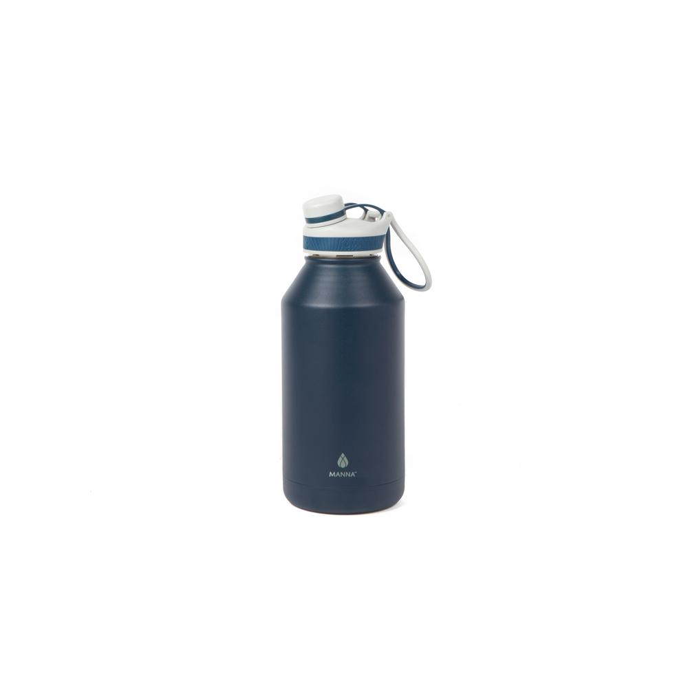 Manna Ranger Pro 64 Oz Navy Vacuum Insulated Stainless