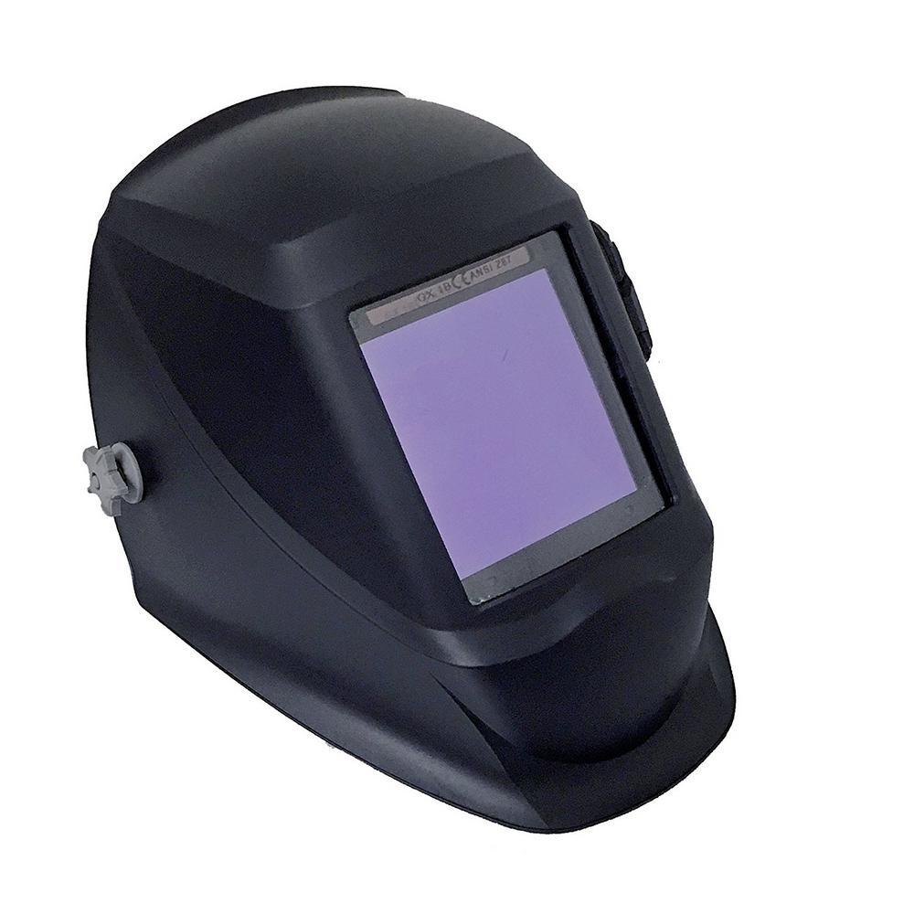 Black Auto Darkening Welding Helmet