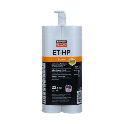 Epoxy-Tie 22 oz. Cartridge