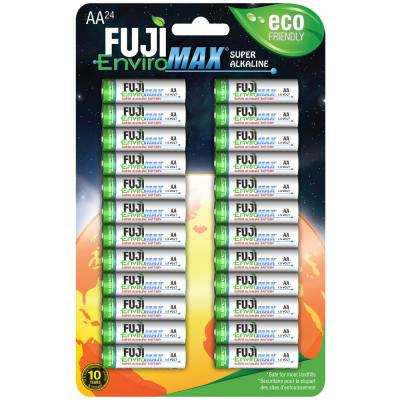 Super Alkaline AA Battery (24 -Pack)
