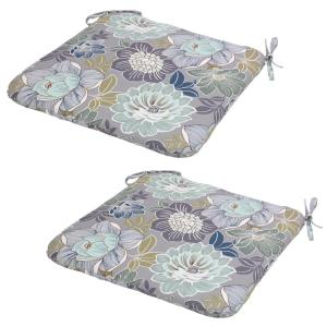 charleston floral outdoor seat cushion pack of 2