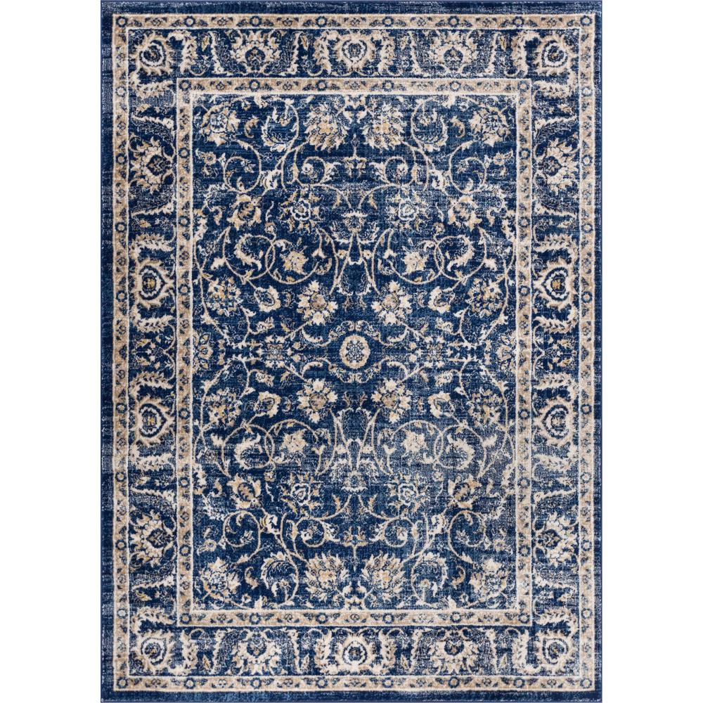 This review is fromnew age sonoma blue 5 ft x 7 ft traditional vintage distressed oriental area rug