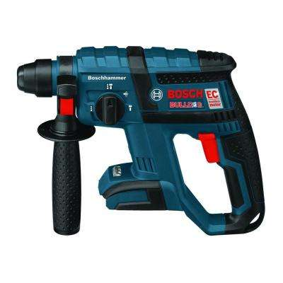 Bulldog 18 Volt Lithium-Ion Cordless 3/4 in. SDS-plus Variable Speed Brushless Rotary Hammer (Tool-Only)