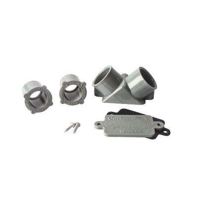 3/4 in. PVC Pull Elbow (Case of 20)