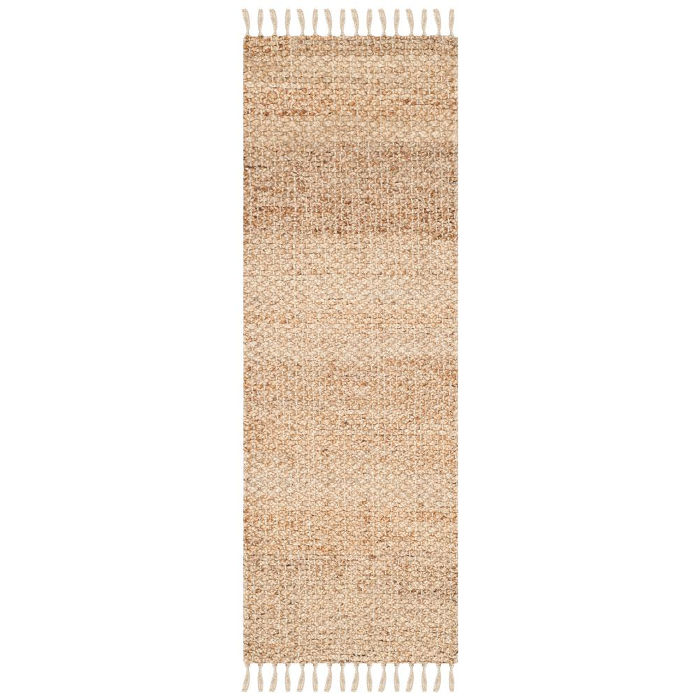 Safavieh Natural Fiber Beige 2 Ft 3 In