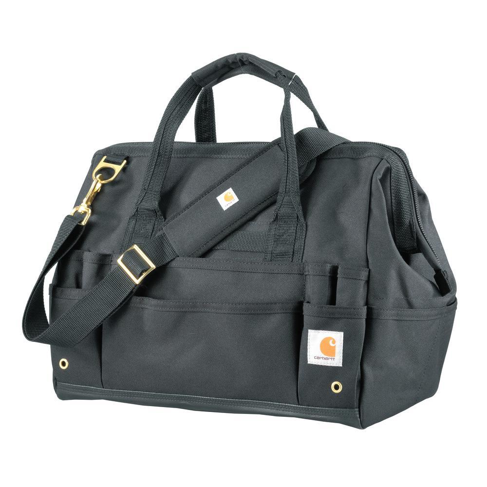 Legacy 16 in. Black Tool Bag