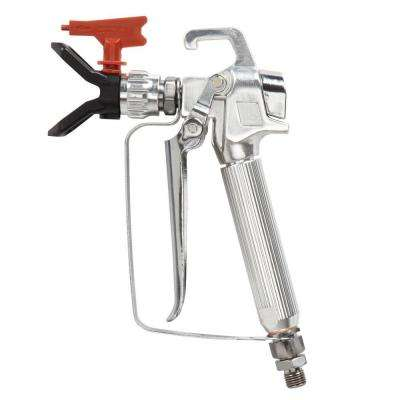 Airless Spray Gun with Swivel and Tip