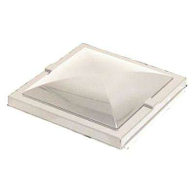 Replacement Roof Vent Cover for Old Style 20000 Series in White