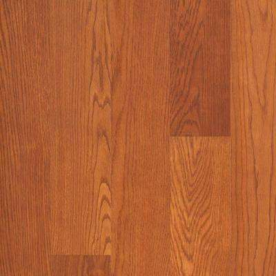 Brasstown Oak 8 mm Thick x 8.07 in. Wide x 47.6 in. Length Laminate Flooring (448.56 sq. ft. / pallet)
