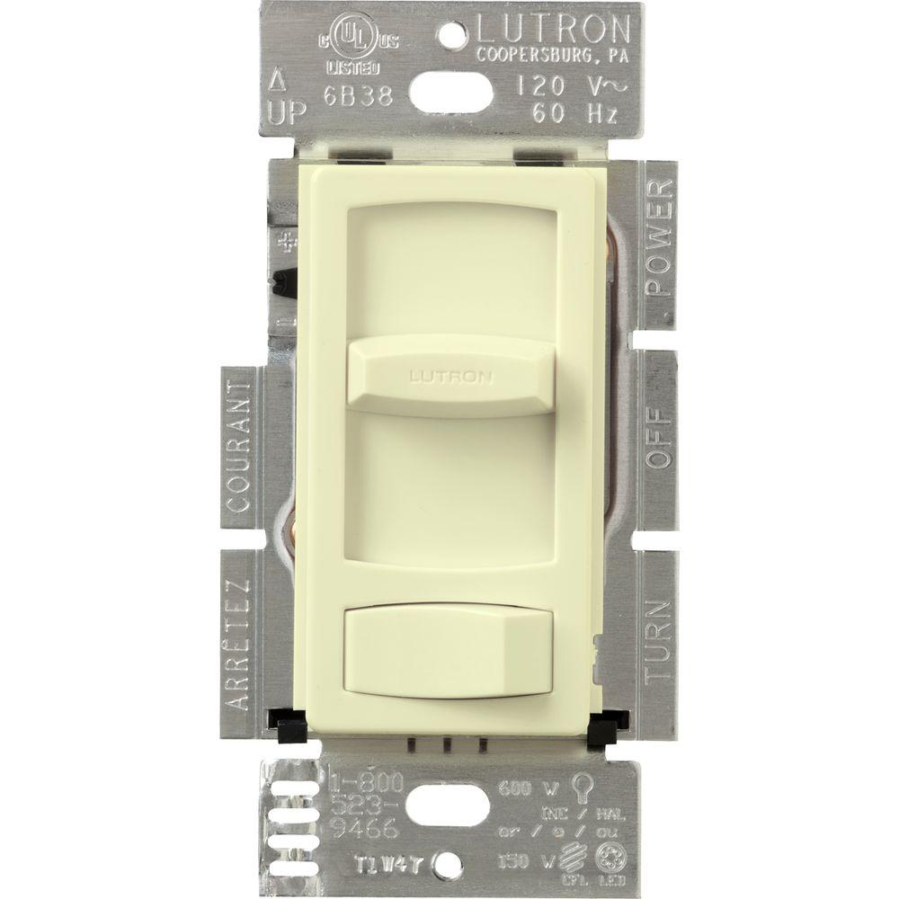 Skylark Contour C.L Dimmer Switch for Dimmable LED, Halogen and Incandescent