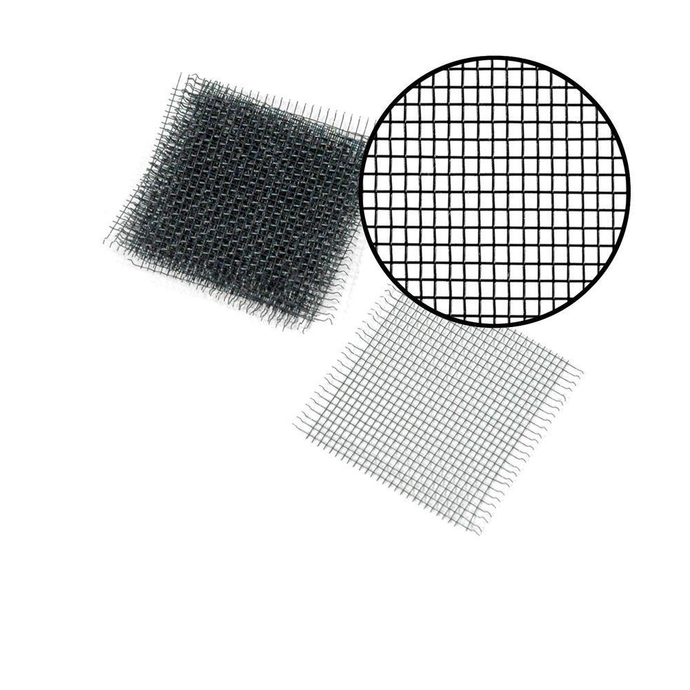 Charcoal Aluminum Screen Repair Kit