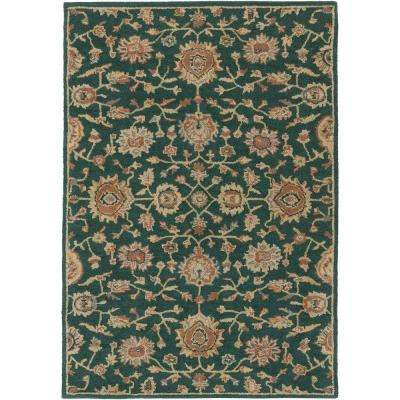 Dark Green Rug Rugs Ideas