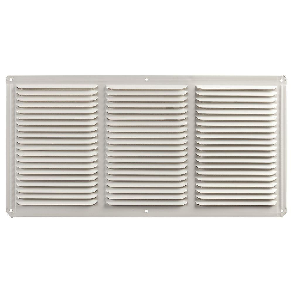 Soffit Vent Covers Home Depot