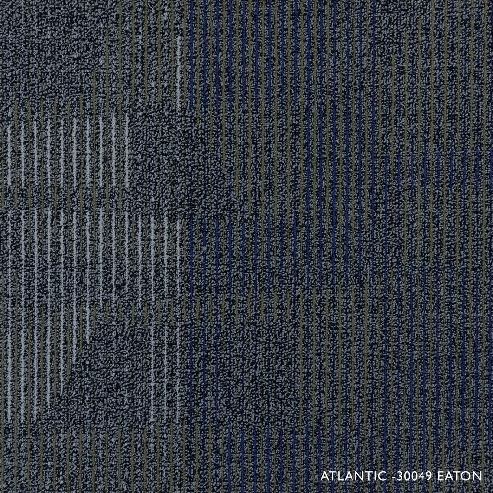Atlantic Eaton Loop 19.68 in. x 19.68 in. Carpet Tiles (8 Tiles/Case)