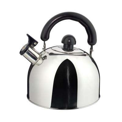 2 Qt. / 2 l 11-Cups Stainless Steel Whistling Kettle