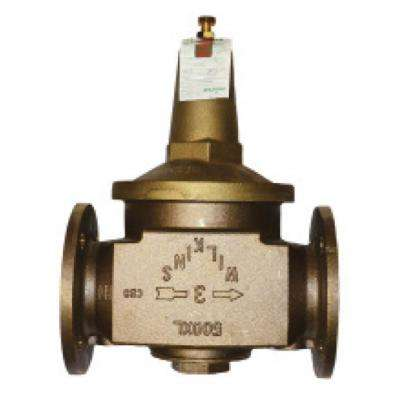 2-1/2 in. Bronze Pressure Reducing Valve