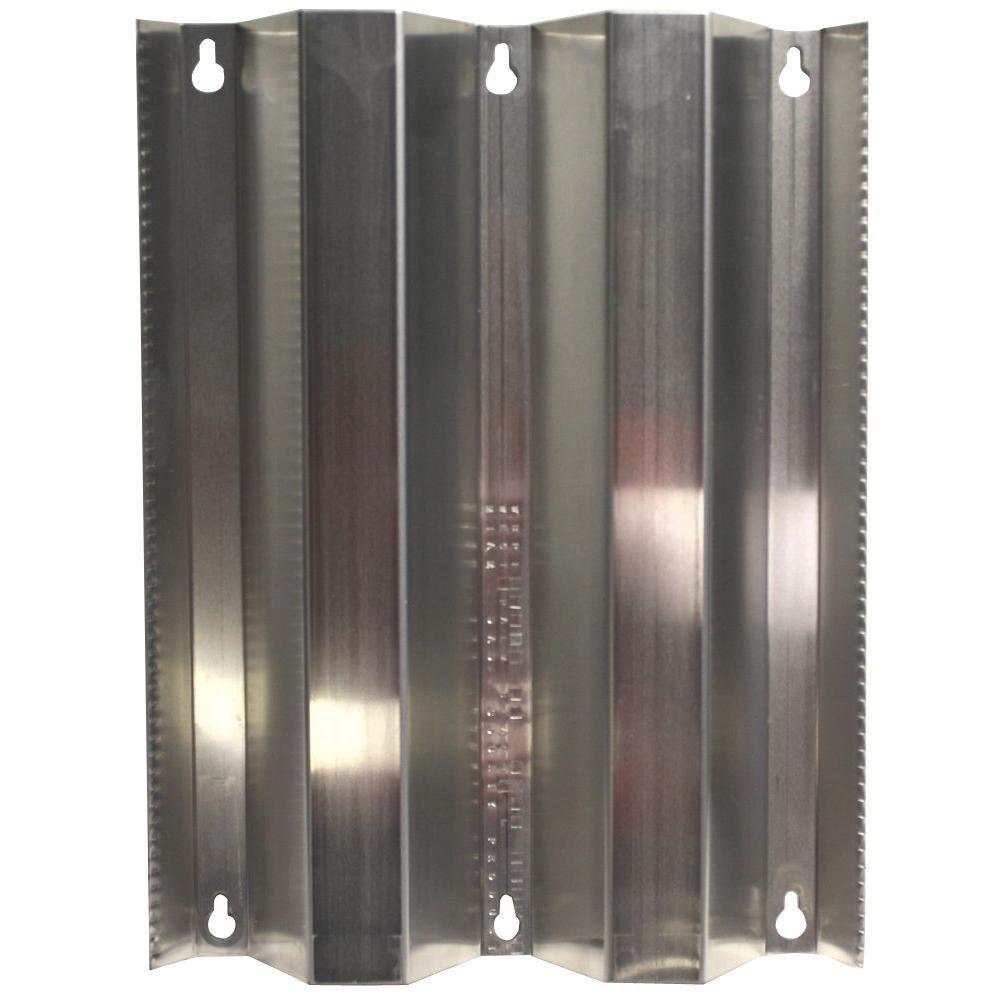 Aluminum Hurricane Panel  sc 1 st  Home Depot & POMA 15 in. x 104 in. Aluminum Hurricane Panel-2000P104 - The Home Depot