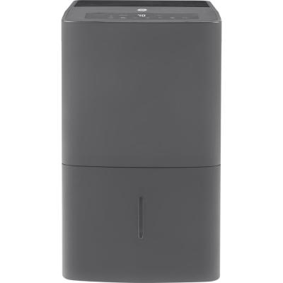 50 pt. Dehumidifier for Wet Rooms up to 1500 sq. ft. with Built-in Pump in Grey, ENERGY STAR