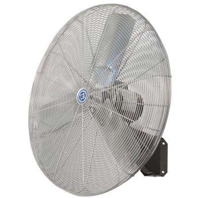 HDH Series Extra Heavy Duty 30 in. Wall Mount Air Circulator