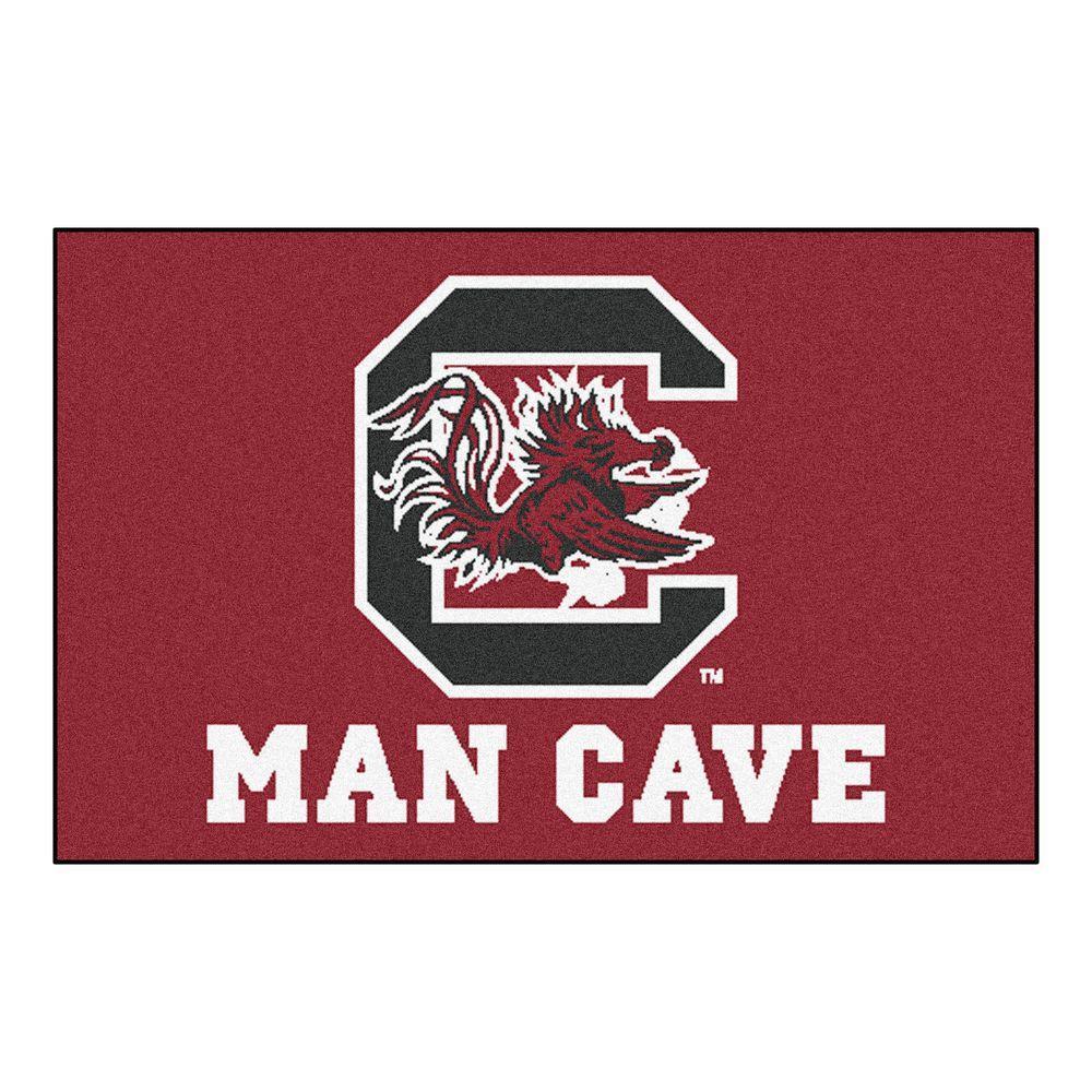 Man Cave Store South Carolina : Fanmats university of south carolina red man cave ft