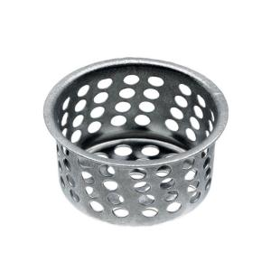 Danco 1-1/32 inch Basket Strainer in Chrome by DANCO