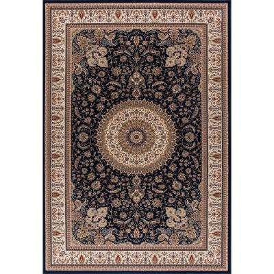 Williams Collection Tabriz Navy Rectangle