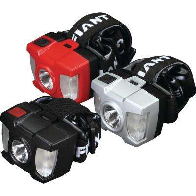 80 Lumen LED Headlight (3-Pack)