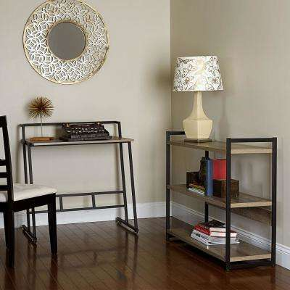 Gray Ashwood Modular Desk