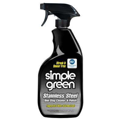 32 oz. Stainless Steel Cleaner and Polish (Case of 12)