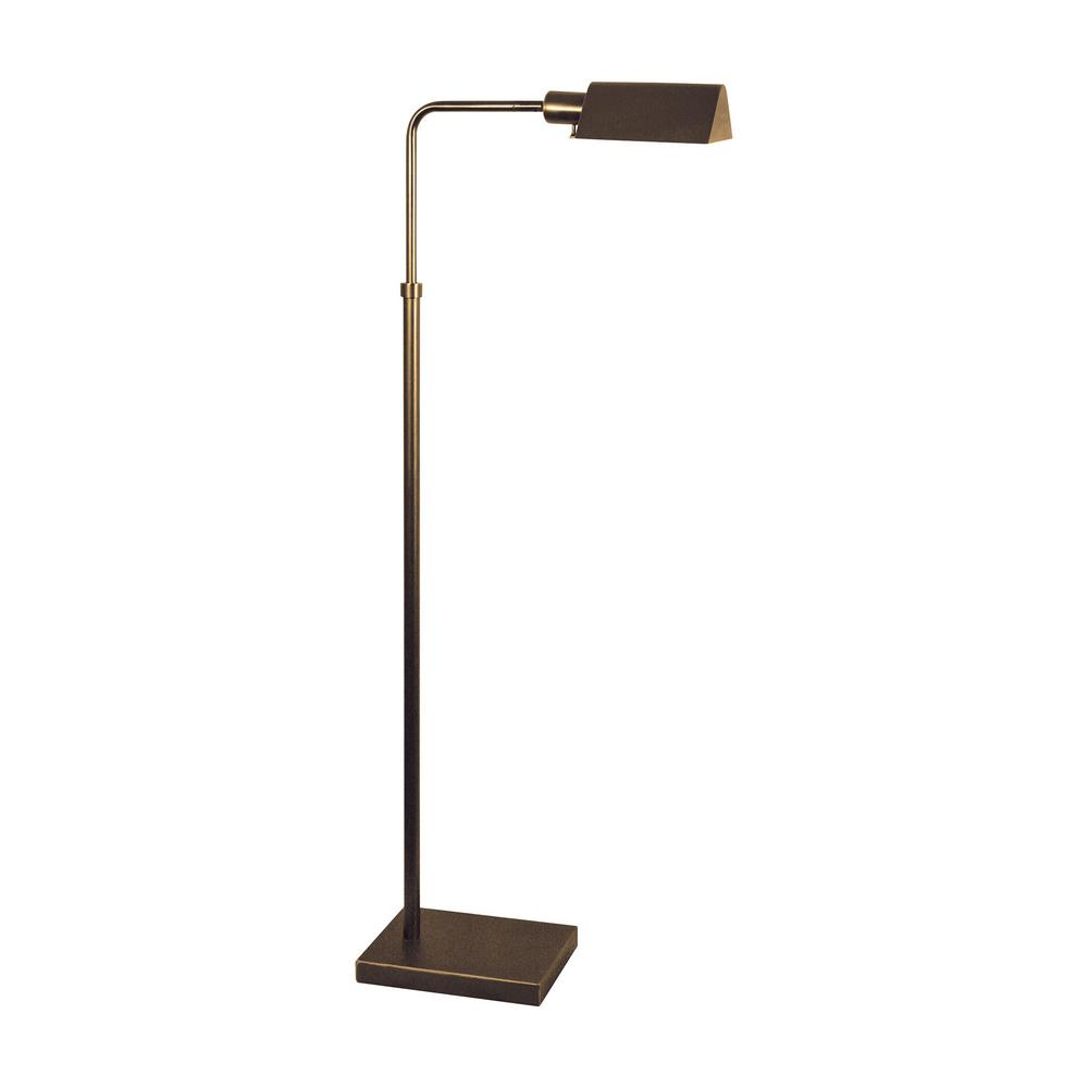 Titan Lighting Pharmacy 42 in. Bronze Floor Lamp