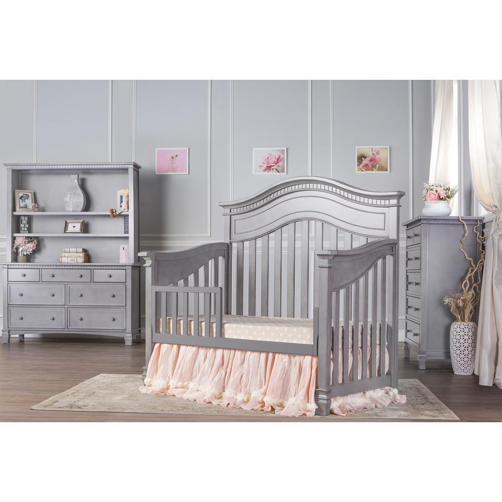 Storm Grey Toddler Rail
