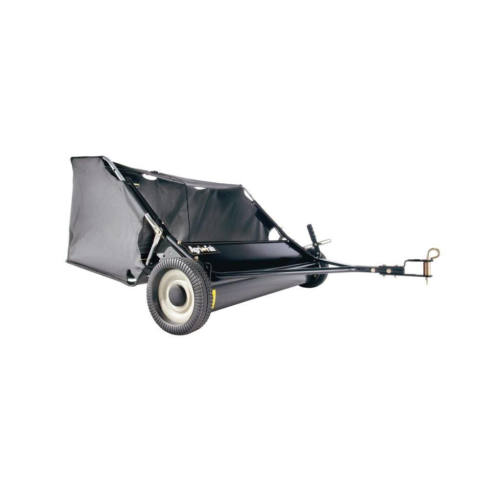 Agri-Fab 42 in. 12 cu. ft. Tow Lawn Sweeper