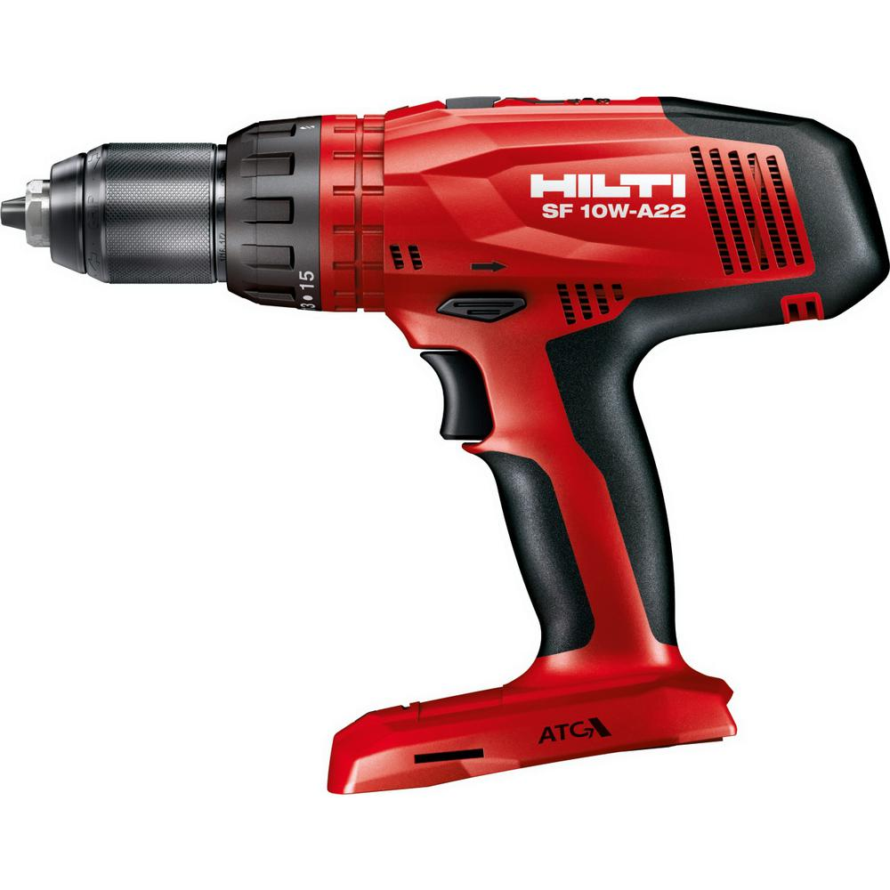 22-Volt Lithium-Ion Cordless High Torque Dill Driver/Impact Driver/Reciprocating