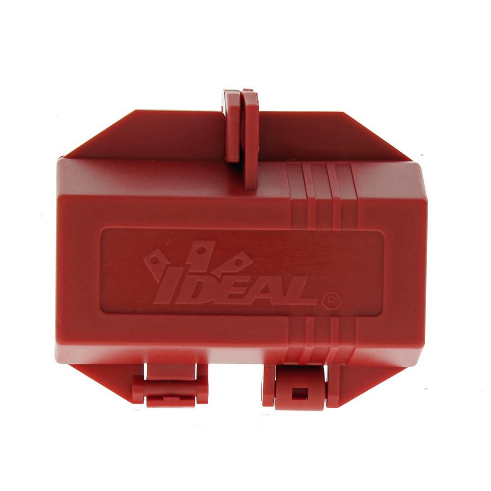 Plug Lockout, 220/250V