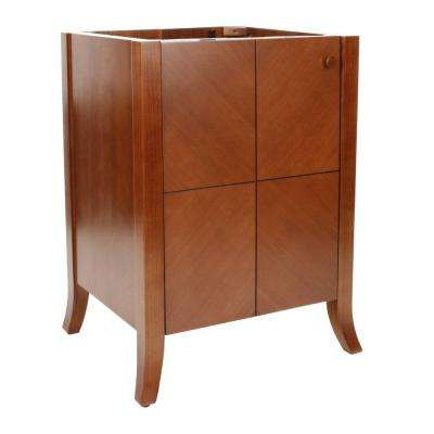 Clermont 24 in. W x 21.5 in. D x 33.5 in. H Bath Vanity Cabinet Only in Oxford