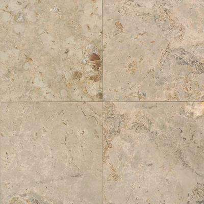 Napolina 12 in. x 12 in. Natural Stone Floor and Wall Tile (10 sq. ft. / case)
