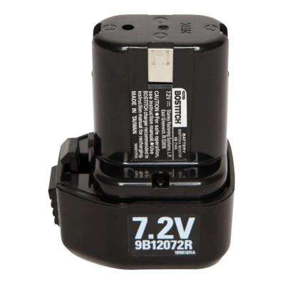 7.2-Volt Ni-Cd Battery