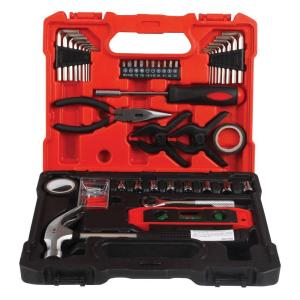 OLYMPIA SAE and Metric Combination Tool Set (45-Piece) by OLYMPIA