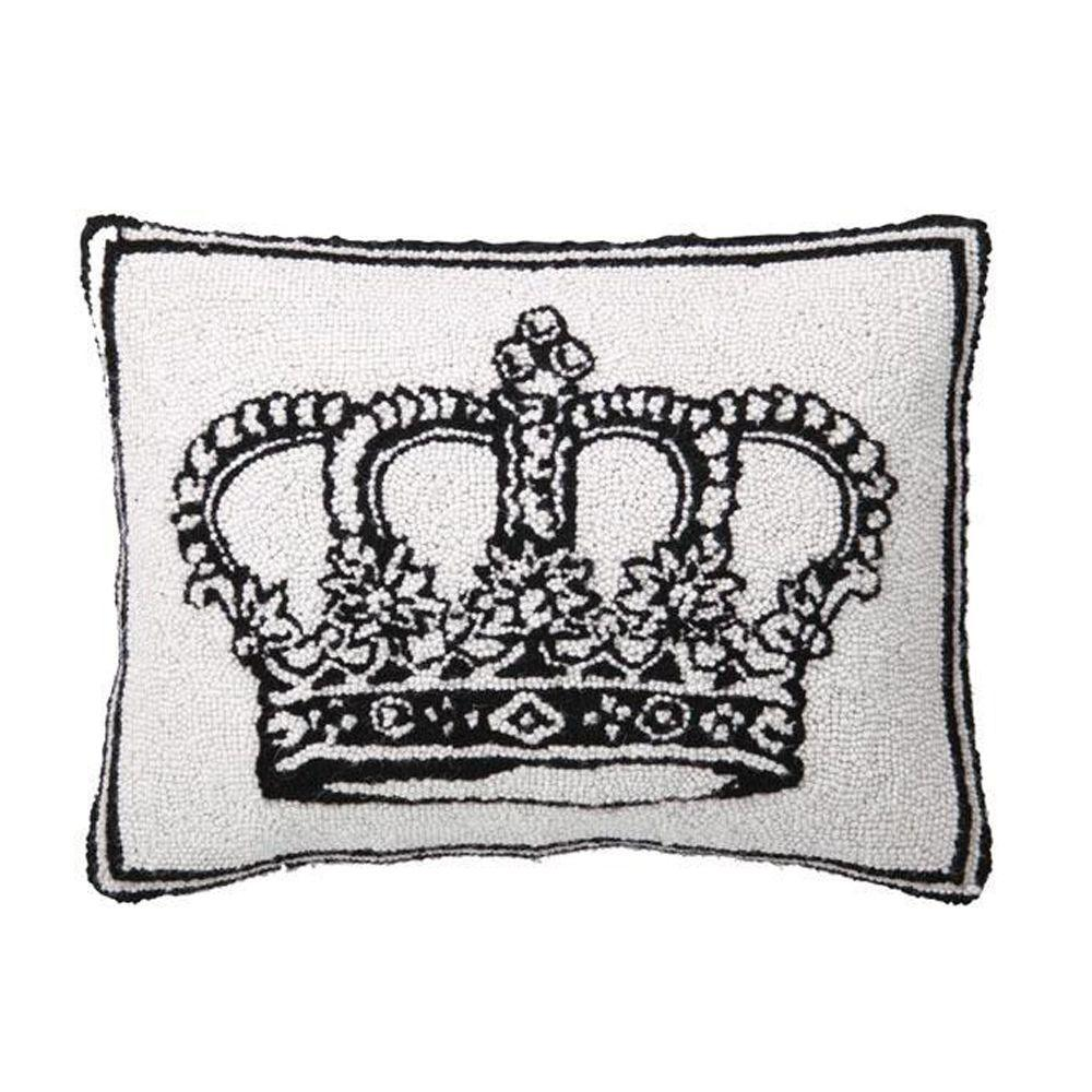 Home Decorators Collection French Market Crown Pillow