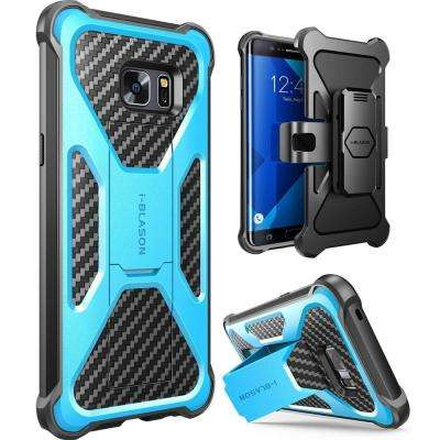 Galaxy Note 7-Transformer Dual Layer Case, Blue