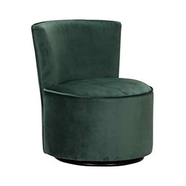 Charlie Green Accent Chair