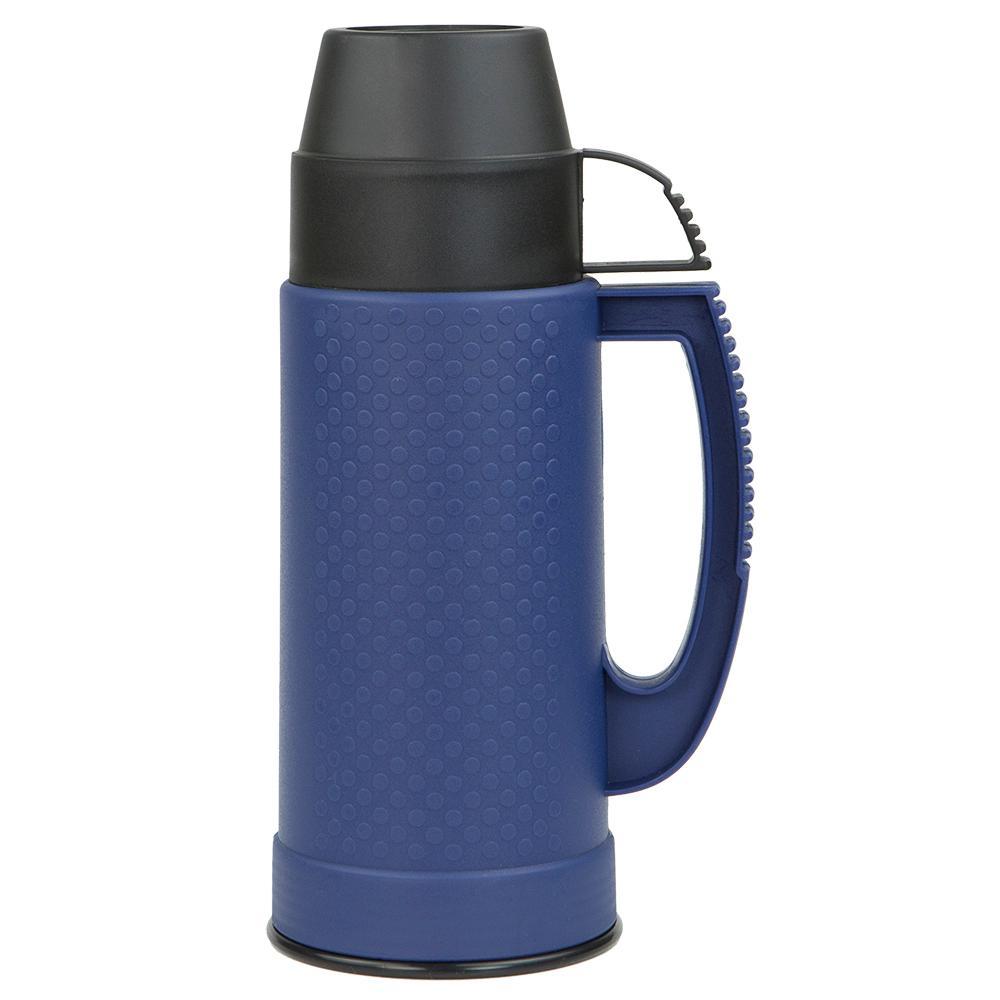 16.9 oz. Blue Travel Mug