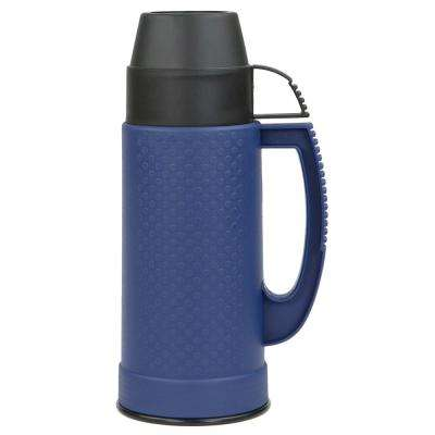 16.9 oz. Blue Travel Mug